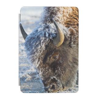 ワイオミングのイエローストーン国立公園、フロスト iPad MINIカバー