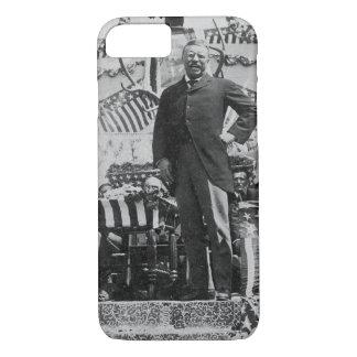 ワイオミングのセオドア・ルーズベルト大統領 iPhone 8/7ケース