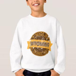 ワイオミングの先住民 スウェットシャツ