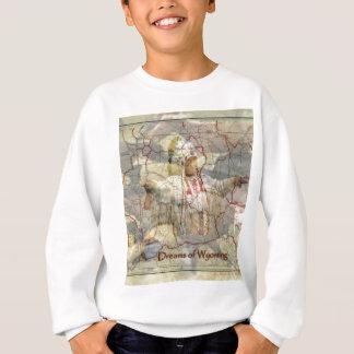 ワイオミングの夢 スウェットシャツ