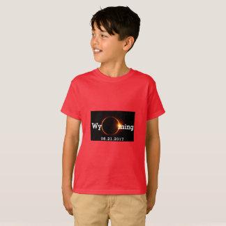 ワイオミングの日食 Tシャツ