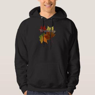 ワイオミングの秋 パーカ