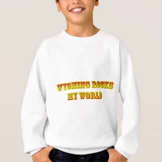 ワイオミングの規則 スウェットシャツ