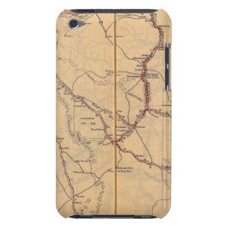 ワイオミング4 Case-Mate iPod TOUCH ケース