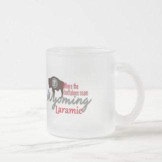 ワイオミング フロストグラスマグカップ