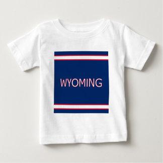 ワイオミング ベビーTシャツ