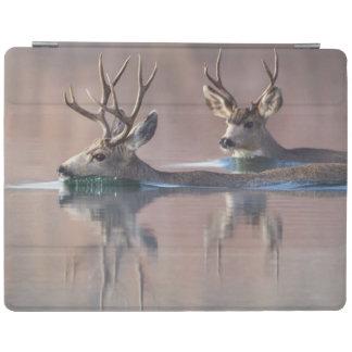 ワイオミング、Sublette郡のラバシカの木びき台 iPadスマートカバー
