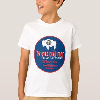 ワイオミング Tシャツ
