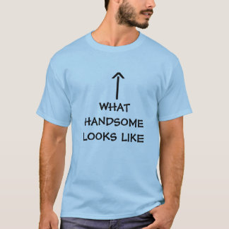 ワイシャツかのようにどんなハンサムな見え Tシャツ