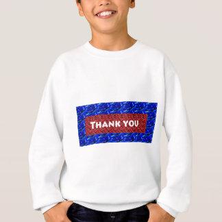 ワイシャツのありがとう スウェットシャツ