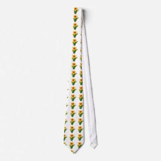 ワイシャツのギフトのエレガントな野生のエキゾチックなサボテンの花 カスタムタイ