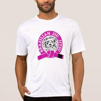 ワイシャツを取り組むブラジル人Jiu-Jitsu (紫色ベルト) Tシャツ