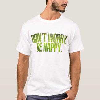 ワイシャツを心配しないで下さい Tシャツ