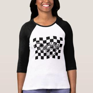 ワイシャツを競争させることは、カスタマイズ Tシャツ