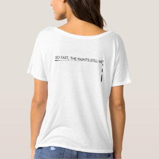 ワイシャツを競争させる芸術 Tシャツ