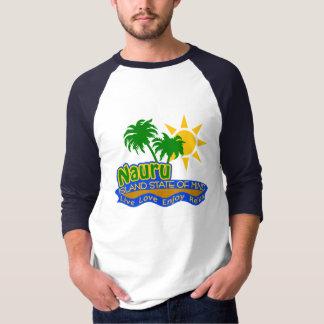 ワイシャツナウルの精神状態-スタイル及び色を選んで下さい Tシャツ