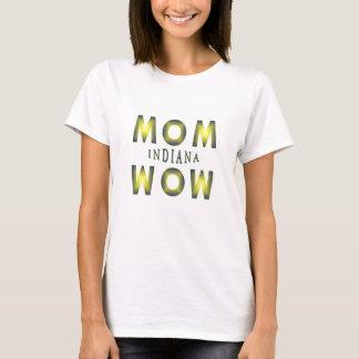 ワイシャツ0904.4.WOWのお母さん Tシャツ