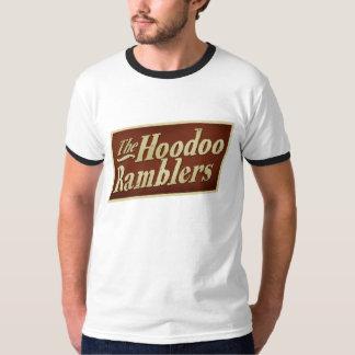 ワイシャツ2 - hoodooのブラブラ歩く人 tシャツ