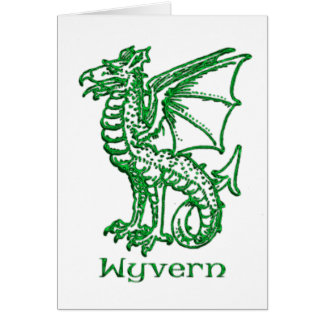 ワイバーンの中世紋章学 カード