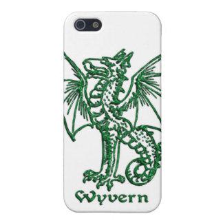 ワイバーンの中世紋章学 iPhone 5 CASE