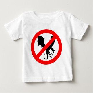 ワイバーン無し ベビーTシャツ