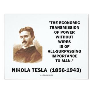 ワイヤーのない力の経済的な伝達 カード