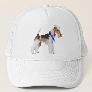 ワイヤーフォックステリア犬の船員 キャップ