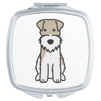 ワイヤーフォックステリア犬犬の漫画