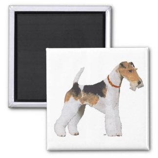 ワイヤーフォックステリア犬 マグネット