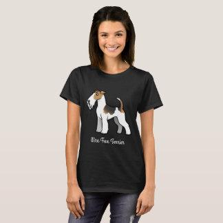 ワイヤーフォックステリア犬 Tシャツ