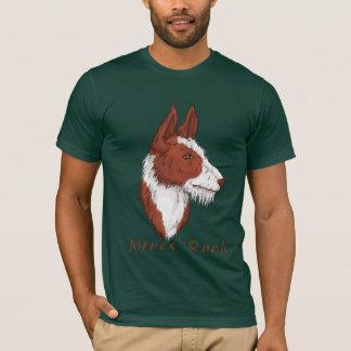 ワイヤー石のIbizan猟犬のティー Tシャツ