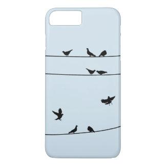 ワイヤー電話箱のPegions iPhone 8 Plus/7 Plusケース