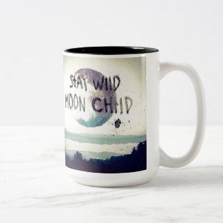 ワイルドチャイルドのマグ ツートーンマグカップ