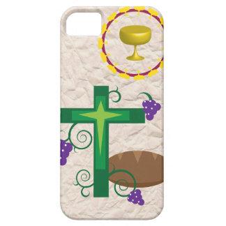 ワインおよびパン iPhone 5 カバー
