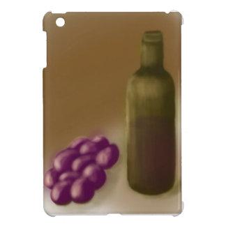 ワインおよびブドウのiPadの場合 iPad Miniケース