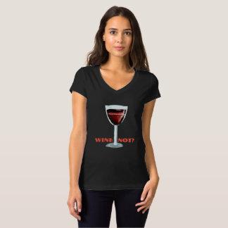ワインないか。 Tシャツ