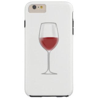 ワインのガラス TOUGH iPhone 6 PLUS ケース