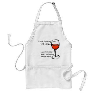 ワインのシェフ! スタンダードエプロン