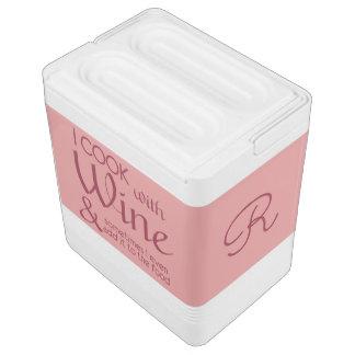 ワインの引用文のカスタムのクーラー クールボックス