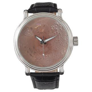 ワインの腕時計のガラス 腕時計