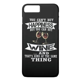 ワインは幸福です iPhone 8 PLUS/7 PLUSケース