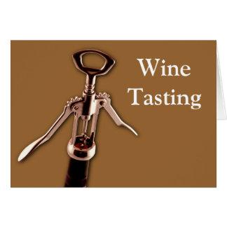 ワインオープナー カード