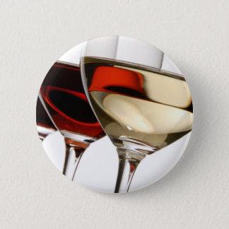 ワイングラス 5.7CM 丸型バッジ