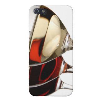 ワイングラス iPhone SE/5/5sケース
