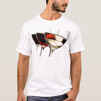 ワイングラス Tシャツ