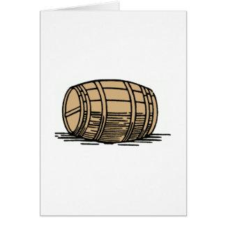 ワインバレル カード