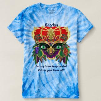 ワインメンズの謝肉祭の神は次ノートを見ます Tシャツ