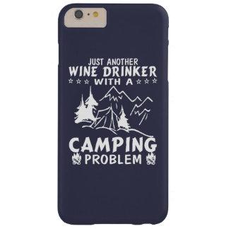 ワイン及びキャンプ BARELY THERE iPhone 6 PLUS ケース