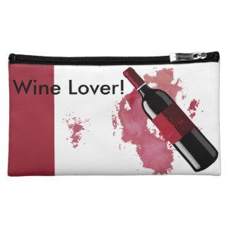 ワイン愛好家のCosのバッグ コスメティックバッグ