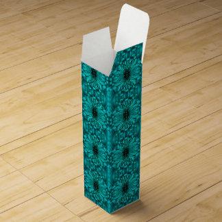 ワイン用化粧箱-目まぐるしい菊の水 ワインギフトボックス